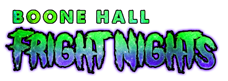 Boone Hall Fright Nights